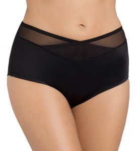 Maxi culotte gainante True Shape NOIR