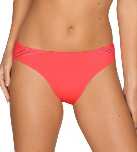 Slip brésilien I Want You CORAIL