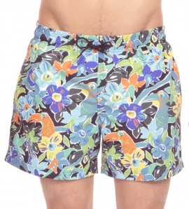Short de plage playa MULTICOLOR