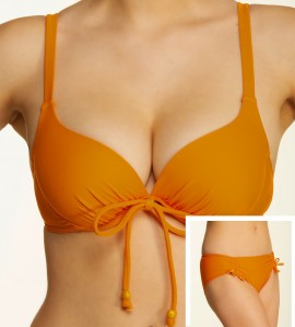 Maillot de bain 2P Woodstock ORANGE