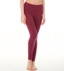 Legging Calida en coton BORDEAUX