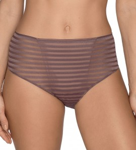 Culotte haute Only You TAUPE