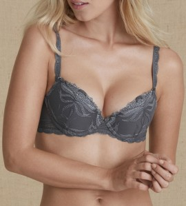 Soutien-gorge push-up Kiss GRIS