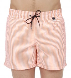 Maillot short de plage Regatta ORANGE