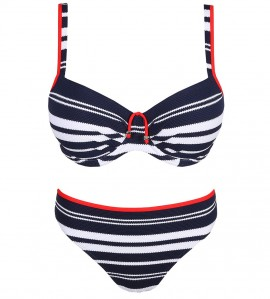 Maillot 2 pièces mousse Pondicherry SAILOR