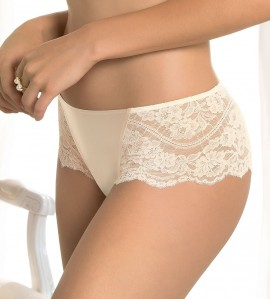 Shorty Exception Charme NACRE