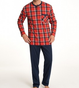 Pyjama pour homme Calida ROUGE
