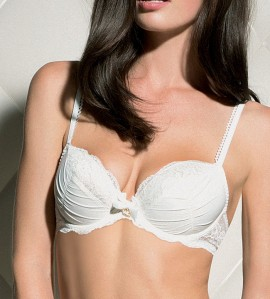 Soutien gorge push up Eternel Dream NACRE