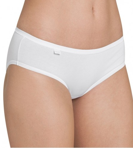 2 slips EverNew Hipster pour femme BLANC