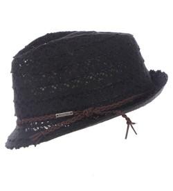 Chapeau de plage Fullsun Hatsy NOIR