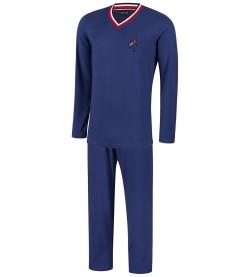 Pyjama Eden Park France/All Blacks MARINE