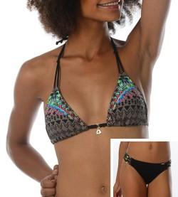 Bikini triangle Yero Alvarado TAUPE