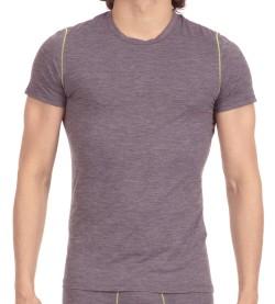 T-shirt de sport waves pour homme GRIS