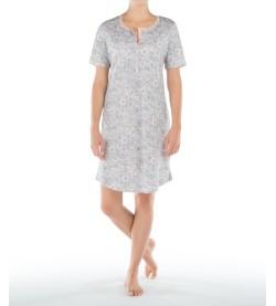 Chemise de nuit pour femme Elba 910 ECRU