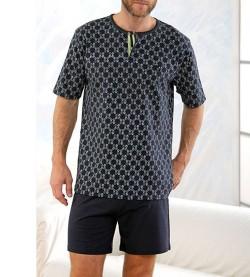 Pyjashort pour homme MARINE