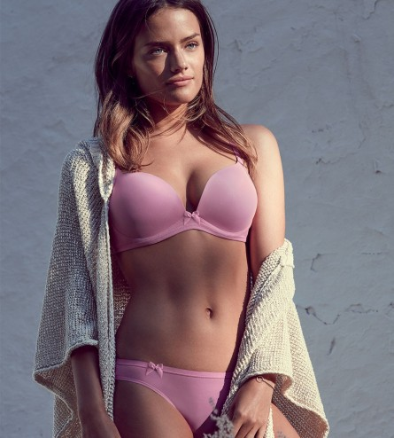 Hipster Shorty Wow Comfort ROSE