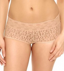 Shorty Halo Lace PEAU