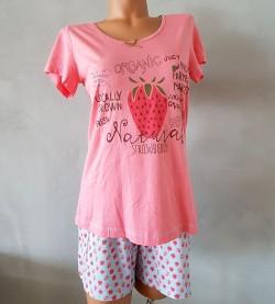 Pyjama short pour femme CORAIL