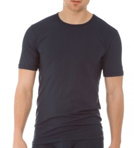 T-shirt col rond pour homme 808 ONYX