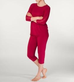Pyjama femme en modal Eliza RUBIS 168