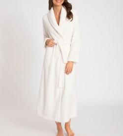 Robe de chambre 130cm Jasmine IVOIRE