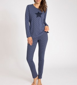 Pyjama pour femme Blue Hour BLEU JEAN