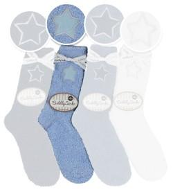 Chaussettes Cuddly Socks Blue Star CIEL