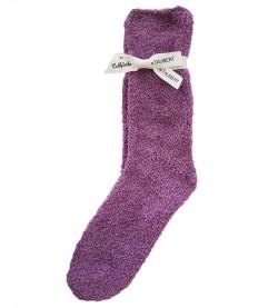 Paire de chaussettes Cuddly Socks LILAS