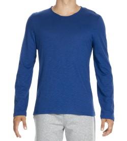 T-shirt manches longes Geoffroi BLEU 00BI