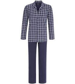 Pyjama pour homme boutonné BLEU