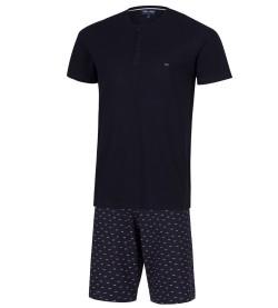 Pyjama short pour homme 39 MARINE