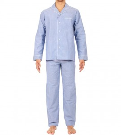 Pyjama long pour homme Beatnick BLEU 00BI