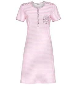 Chemise de nuit boutonnée femme ROSE