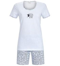Pyjama court mouton pour femme CIEL
