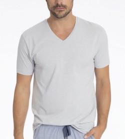 T-shirt Remix Function pour homme GRIS