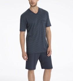 Pyjama short Morris pour homme MARINE 478