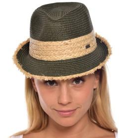 Chapeau de plage Braxton KAKI