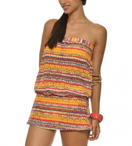 Tunique bandeau Tulum Seechinka ORANGE
