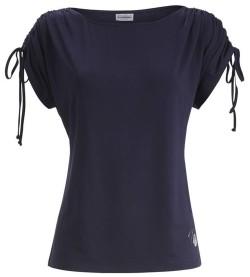 T-shirt manches courtes pour femme MARINE