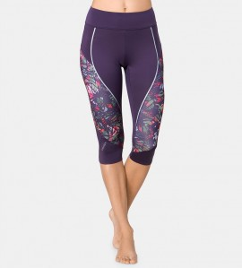 Legging court sport Cardio Apparel VIOLET