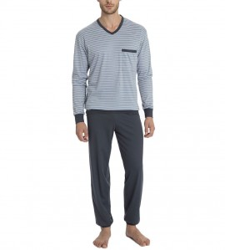Pyjama long pour homme Morris GRIS