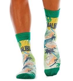 Paire de chaussettes homme Malibu IMPRIME