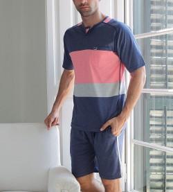 Pyjama court pour homme JEAN CORAIL