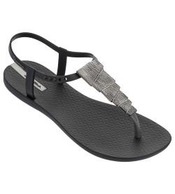 Paire de sandales pour femmes NOIR