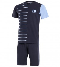 Pyjama court pour homme C27 HORIZON