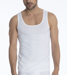 Maillot de corps Pure&Style BLANC 01