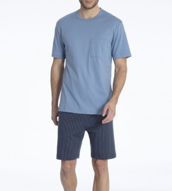 Pyjama court en coton Garry CIEL