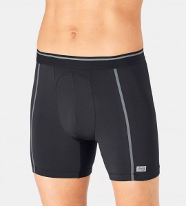 Boxer long pour homme Men mOve FLY NOIR