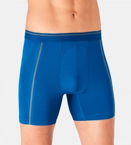 Boxer long pour homme Men mOve FLY BLEU