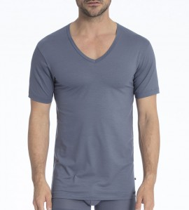 T-shirt Calida pour homme GRISAILLE 988